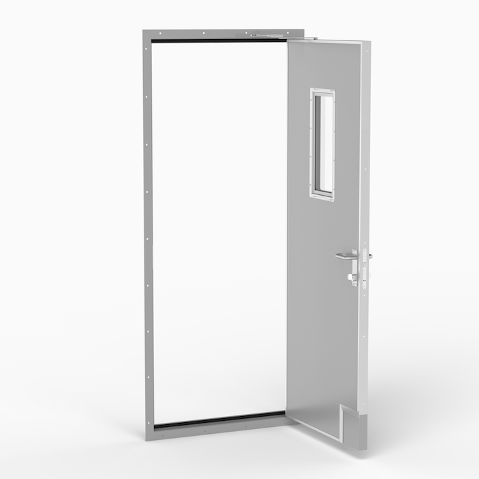 Norac manufactures and supplies a wide range of high-quality internal A and B classified doors for the maritime industry. Norac AS