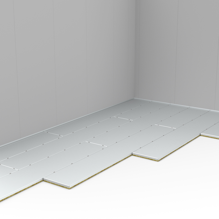 FLOATING FLOORS F-300 A-0, Norac AS