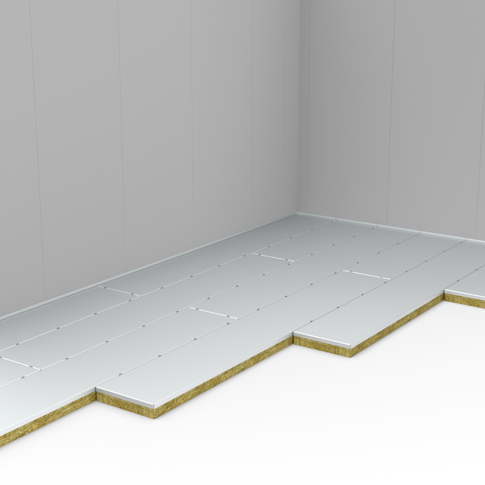 FLOATING FLOORS F-300 A-60, Norac AS