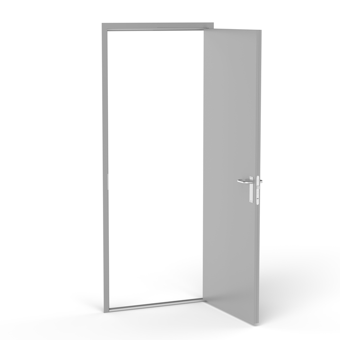 DOORS B-RATED MB The MB door has been developed to function as a basic door with a wide field of application. Norac AS