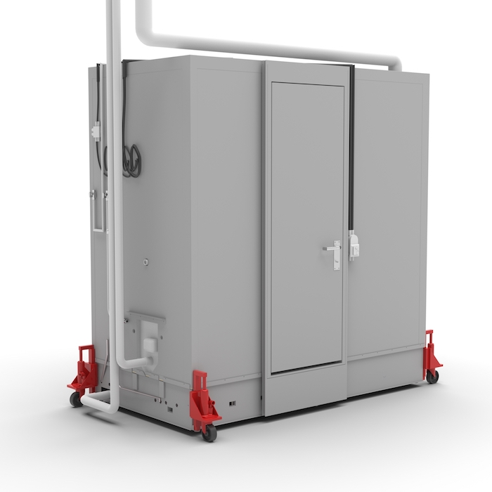 The Norac modular wet units are ideal for marine accommodations, from cruise ships to offshore installations. Norac AS