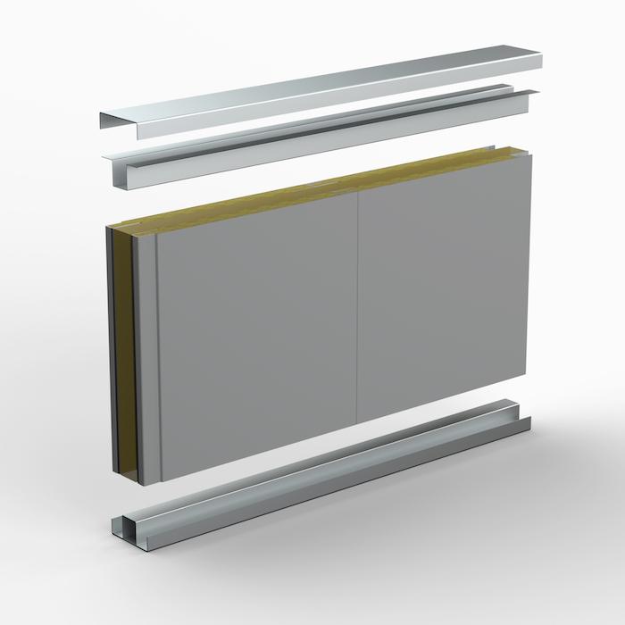 WALLS CSG-600 / 70, Norac AS